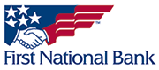 First National Bank - Silver Sponsor